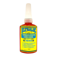 Ultraloc Threadlocking Compound Blue - Anaerobic Medium Strength Removable Grade - High Viscosity 250ml