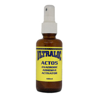 Ultraloc Anaerobic Adhesive Activator Solvent Based Activator Primer ACT05 - On Part Life up to 30 Days 100ml