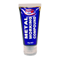 Molyslip Metal Cutting Compound Soft Past Compound for Brush or Dip Applications 65g Tube