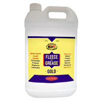 Molytec Fleece Grease Gold Extra Strength Lubricant for Heavy Duty Applications 20L
