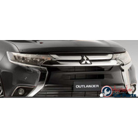 Clear Bonnet & Headlamp Protector Combo suitable for Mitsubishi Outlander ZK 2015- Genuine New