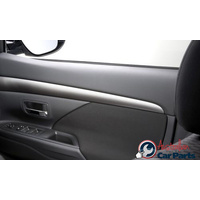 DECORATION PANELS Interior Kit suitable for Mitsubishi Outlander ZK 2015- Genuine New Dash & FR Door Trim kit
