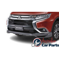 Front Air Dam Kit suitable for Mitsubishi Outlander ZK 2015- Genuine New