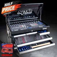 "CUSTOM SERIES TOOL KIT - 103PC - METRIC + BONUS 3/8""DR 888 SERIES SOCKET SET"