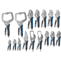 Plier locking Vice Grips 6 Pieces set 888 by SP Tools T832930