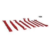Eight Piece Pry Bar & Scraper Set T&E Tools 1024
