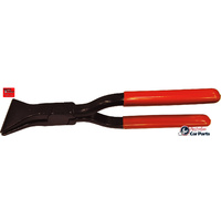 "9.1/2"" Offset Flanging Pliers T&E Tools 1027"