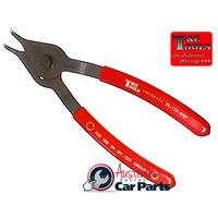 45 Degree Convertible Circlip Pliers (8 Inch) T&E Tools 113