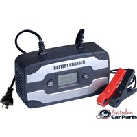 LCD Battery Charger T&E Tools BC6005
