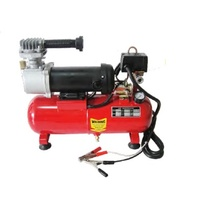12 Volt DC Portable Air Compressor T&E Tools LDC12-8