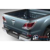 Tub Rail Guard Protector Kit suitable for Mazda BT50 2011-2015 GENUINE freestyle cab UP11-AC-RFG
