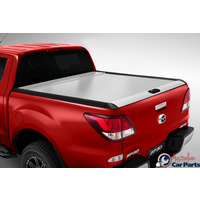 Alloy Retractable Tonneau Cover suitable for Mazda BT50 2015-2016 Genuine New accessories