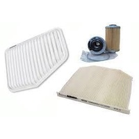 Service Kit OIL AIR CABIN FILTER KIT suits Holden VE VF Commodore V6 3.0l 3.6l GM Acdelco