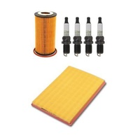OIL AIR FILTER SPARK PLUG KIT ACDelco suitable for HOLDEN CRUZE 1.8L JG JH 4CYL F18D4 2009-