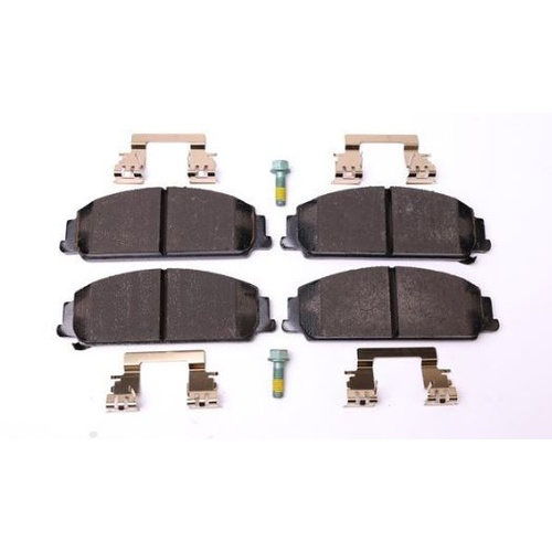 For Toyota Lexus Set of Front /& Rear Brake Pad Sets w// Parking Shoes Genuine